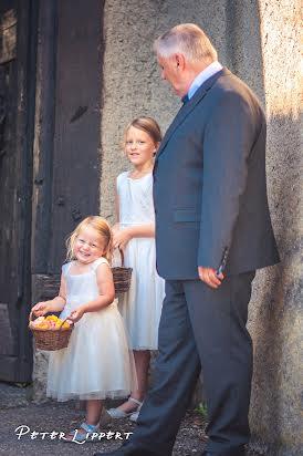 Bröllopsfotograf Peter Lippert (peterlippert). Foto av 25.11.2016