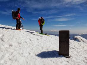 Photo: Siamo in cima... ma che strano, non c'è nessuno