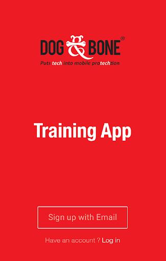 Dog Bone Training APP