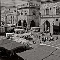 Mercato a Cremona di