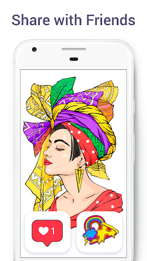 Chamy - Color by Number 1.2 app download 5