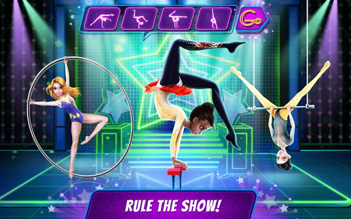 Acrobat Star Show - Show 'em what you got! 1.0.0 screenshots 1