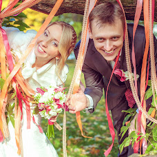 Wedding photographer Margarita Zemcova (Krisri). Photo of 15.12.2014