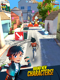 Agent Dash Screenshot 3