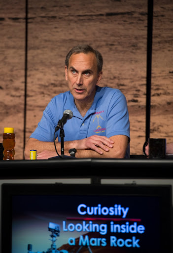 Mars Rock Analysis Briefing