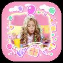 Birthday Photo Frames Free icon