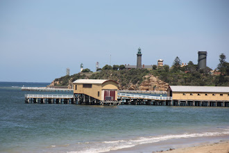 Photo: Year 2 Day 150 -  Two  Lighthouses at Queenscliff
