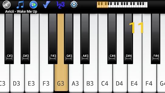 Piano Melody Pro (No Ads, Unlocked) 2