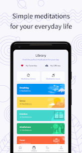 Deep Meditate – Meditation, Relaxation, Sleep App 7.7.2 Android Mod + APK + Data 2