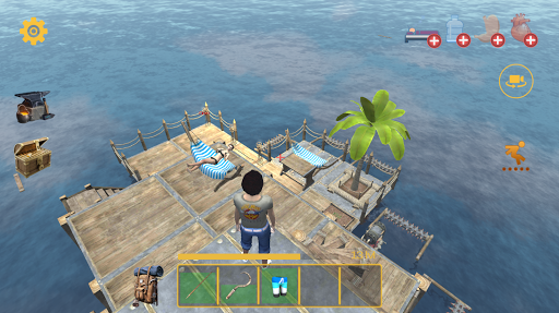 Raft Survival: Multiplayer 17.0 screenshots 5