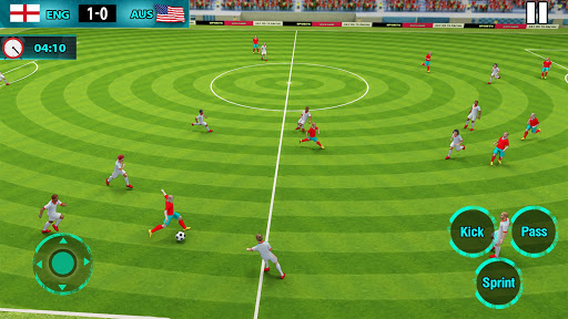 Soccer Leagues Mega Challenge 2021: Football Kings 200021.0 Screenshots 2
