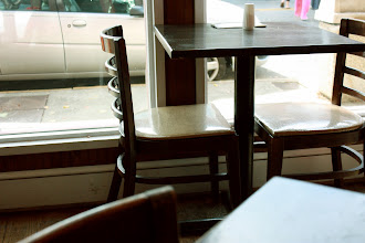 Photo: Table with a View | At Mill Mountain Coffee & Tea, Salem, VA © 2010 Ryan Lynham