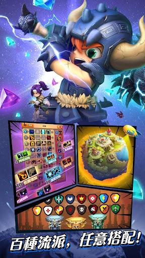 Télécharger 亂鬥堂3 - 二次元熱血策略變裝卡牌手遊 apk mod screenshots 4