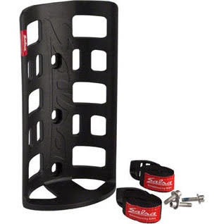 Salsa Anything Cage HD with Salsa Straps
