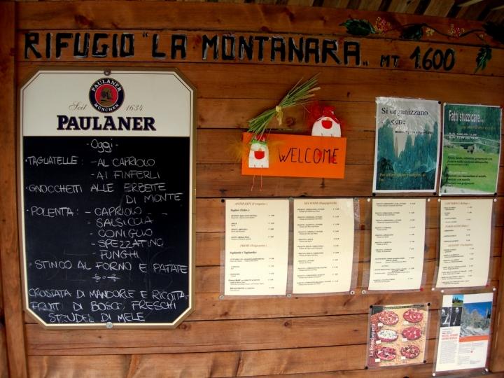 Rifugio montanaro di caba2011
