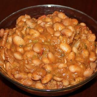 Frijoles Charros Borrachos – Drunken Cowboy Beans