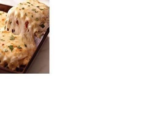 Melanie's White Lasagna Recipe