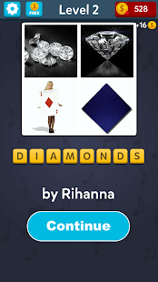 4 Pics 1 Song Quiz - náhled