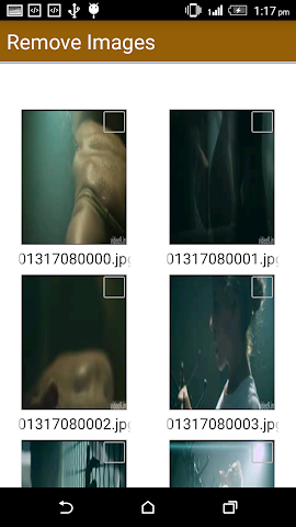 android Photo To Video Creator Screenshot 2