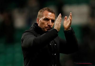 Les supporters du Celtic Glasgow taclent Brendan Rodgers