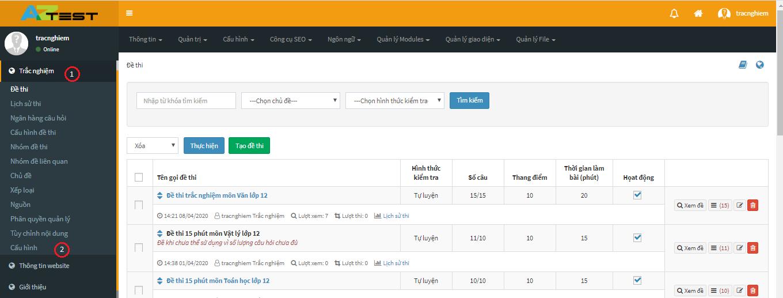 TOP 4 tính năng hữu ích cho người dùng được cập nhật trong AZtest