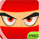 Red Strike Ninja Bros. icon