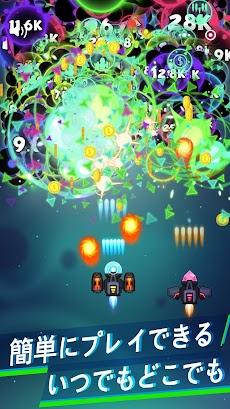 ウイルスウォー - スペースシューティングゲームのおすすめ画像3