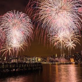 Explosion of Colors by Ronald Susaya - Uncategorized All Uncategorized ( fireworks, july 4th,  )