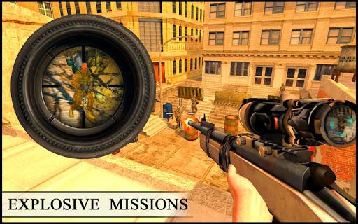 Elite Sniper 3d - commando combat fps shoot 3d  {cheat|hack|gameplay|apk mod|resources generator} 3