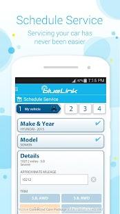 Hyundai Blue Link Screenshot 7