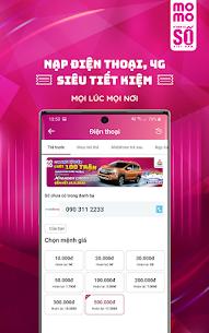MoMo: Nạp tiền, Chuyển Tiền & Thanh Toán 5