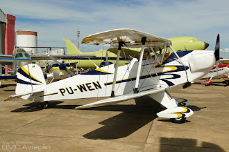 Photo: Bucker Lercher R-180 - PU-WEN - São Carlos Airport-QSC/SDSC