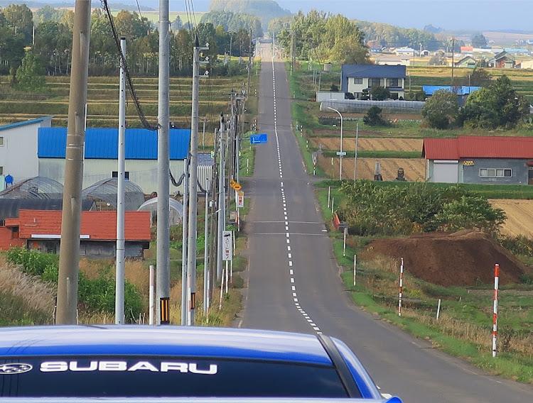 インプレッサ WRX GDAの日本一周,北海道,ドライブ,まっすぐな道に関するカスタム&メンテナンスの投稿画像1枚目