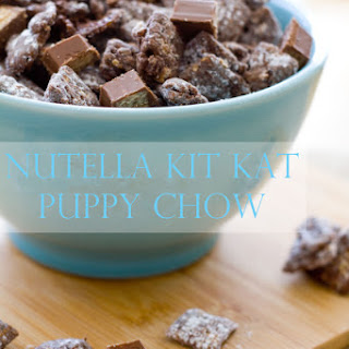 Nutella Kit Kat Puppy Chow