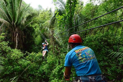 Belize-ziplining.jpg - Ziplining in Belize.