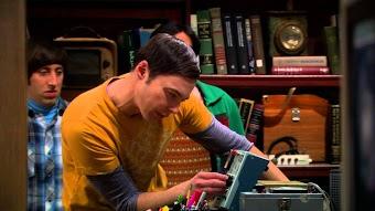 La phobie de Sheldon