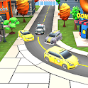 Racing Fun 3D icon