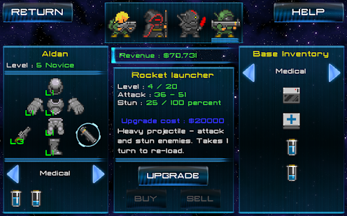 Space Bounties Inc.- screenshot thumbnail