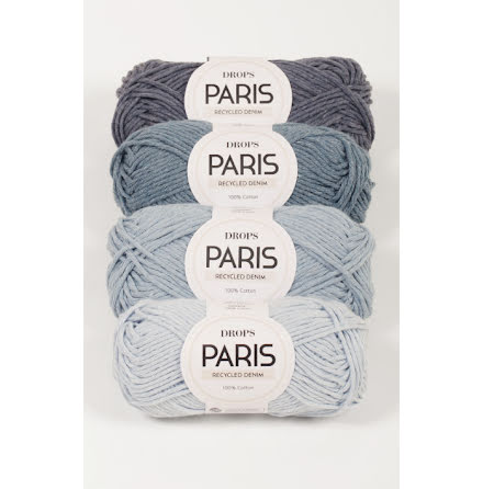 DROPS Paris Recycled Denim [50g]