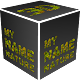 3D My Name Nature fonts LWP (app)