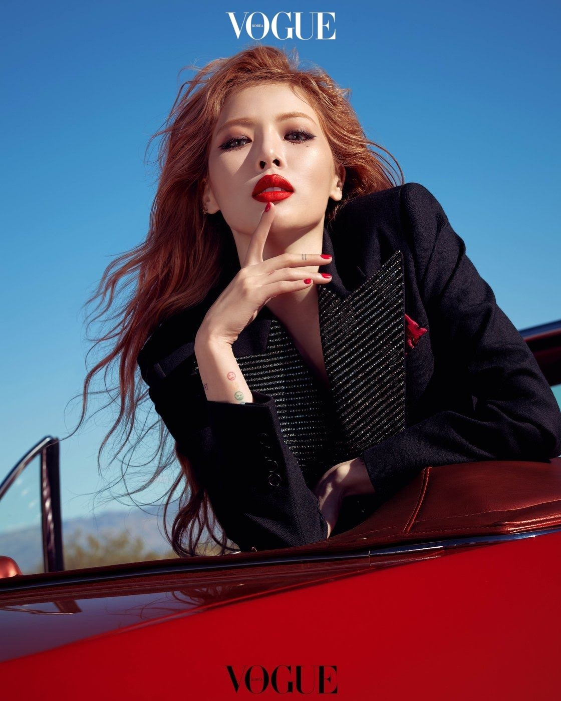 Singer HyunA Swept Up In Bullying Scandal, Agency Currently Checking Facts