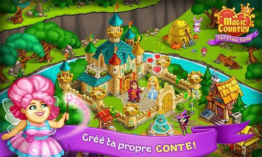 Pays magique: Ferme fu00e9erique  captures d'u00e9cran 1