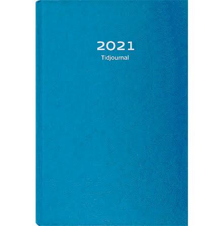 Tidjournal 2021 blå