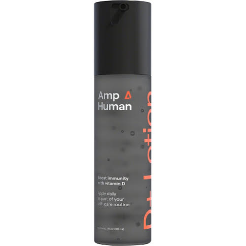 AMP Human Performance Human Performance D+ Lotion - 30ml Bottle