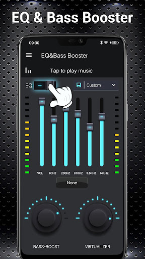 Equalizer -- Bass Booster & Volume EQ &Virtualizer App