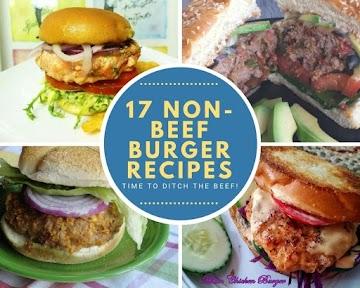 17 Non-beef Burger Recipes
