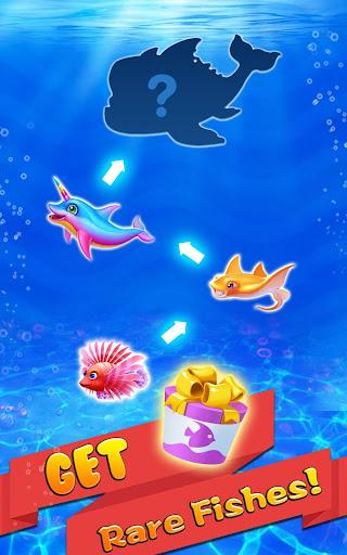 Merge Fish - Tap Click Idle Tycoon 1.0.4 screenshots 2