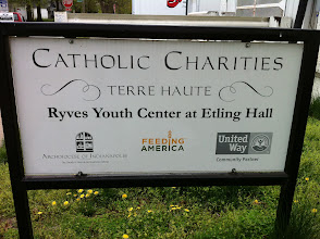 Photo: Ryves Youth Center at Etling Hall is overseen by Catholic Charities. They have SO MANY programs, including many feeding programs.