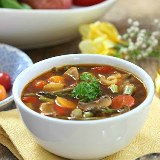 Garden Vegetable Soup