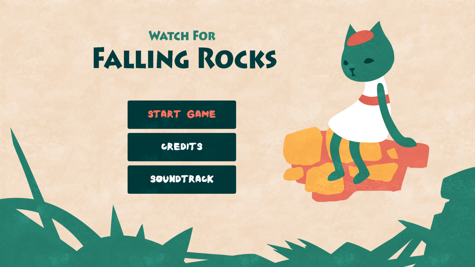 Watch for Falling Rocks- screenshot